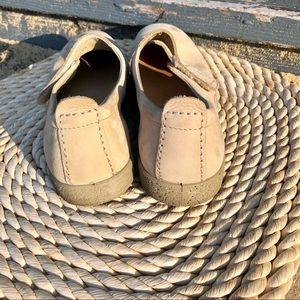 Ecco Shoes - ECCO Suede Mary Janes
